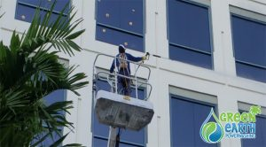 Commercial Power Washing Service