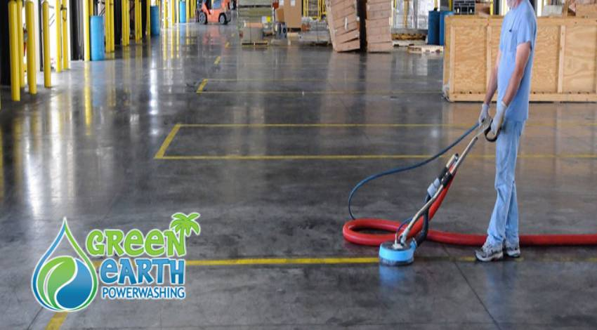 Commercial Pressure Washing Near Me